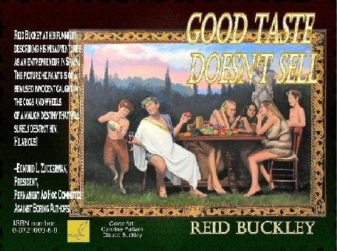reid buckley essay